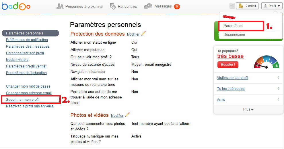 Site de rencontre badoo mobile