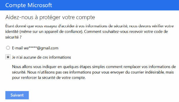 supprimer compte hotmail