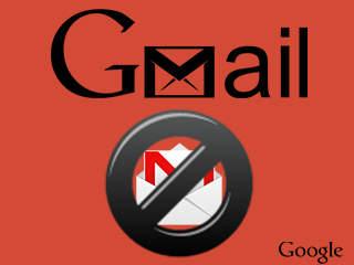 Supprimer son compte Gmail de Google