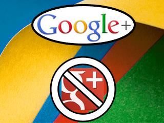 comment supprimer un compte google plus