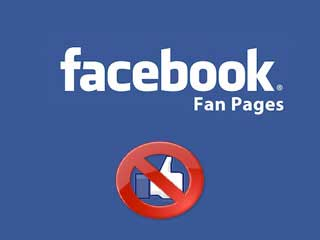 Comment supprimer une fan page facebook