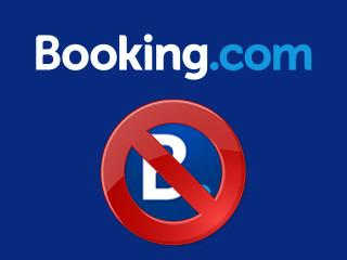 effacer compte booking
