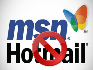 Supprimer son compte Hotmail MSN Windows Live Messenger