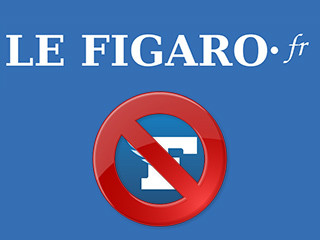 Supprimer un compte Le Figaro