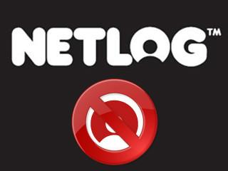 supprimer compte netlog