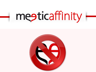 Supprimer son compte Meetic Affinity