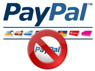 Se désinscrire de PayPal
