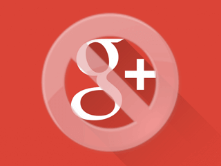 supprimer google plus