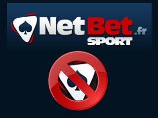 Supprimer son compte NetBetSport
