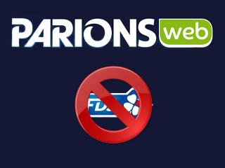 Supprimer un compte Parions WEB / FDJ