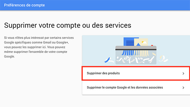 comment fermer un compte youtube