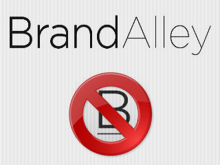 Supprimer son compte BrandAlley
