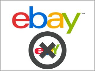 Supprimer un compte eBay