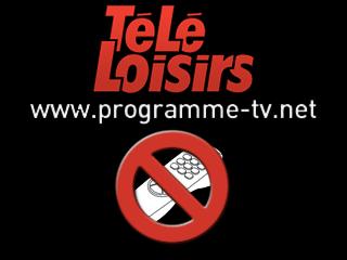 Supprimer un compte Programme TV