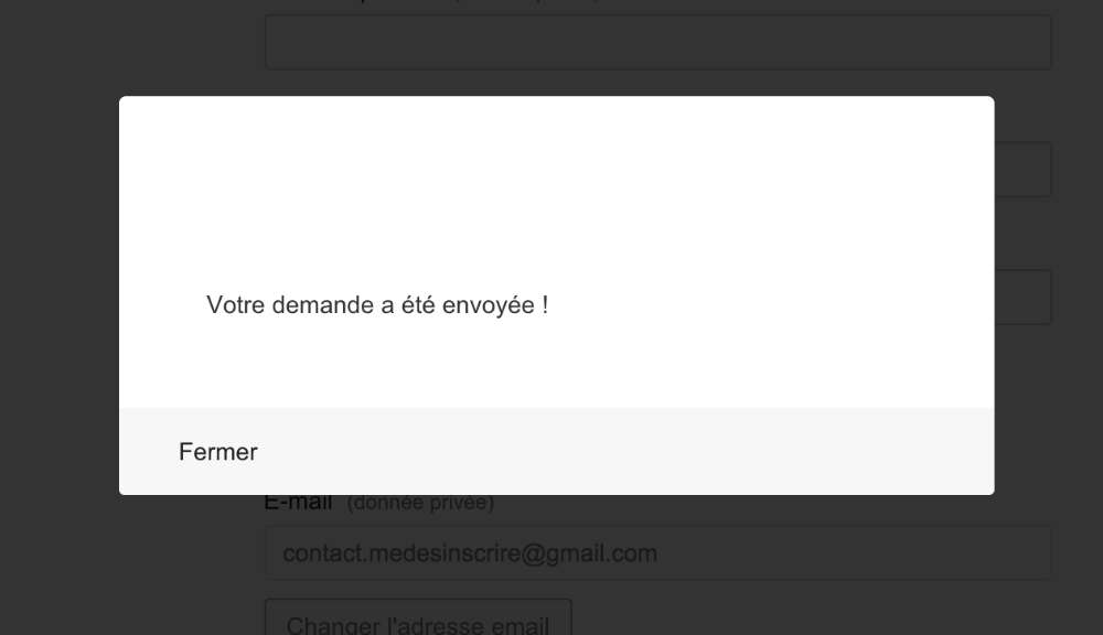supprimer un compte dailymotion
