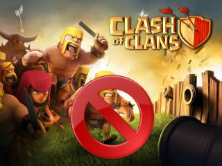 recuperer village clash of clans