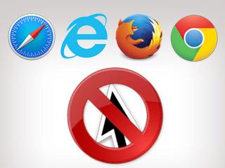 comment effacer un historique web