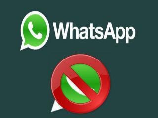 Supprimer son compte WhatsApp