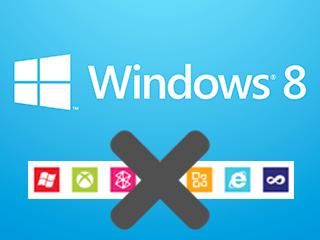 supprimer compte Windows 8