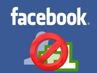 masquer ami facebook