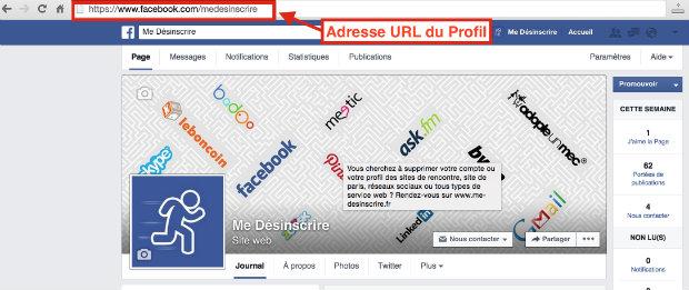 Supprimer un compte facebook de quelqu'un de décédé