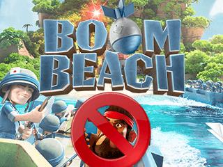 Supprimer un compte Boom Beach