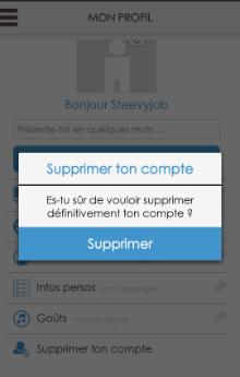supprimer profil tchatche.com
