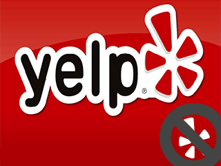 Supprimer un compte Yelp