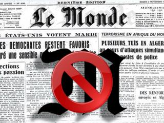 Supprimer un abonnement Le Monde