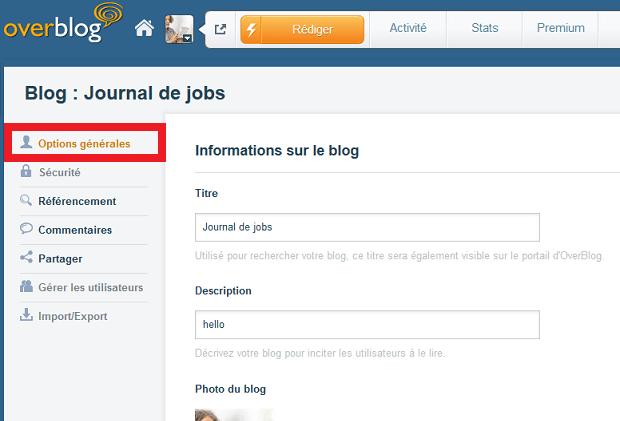 option compte overblog