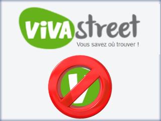 Supprimer un compte VivaStreet
