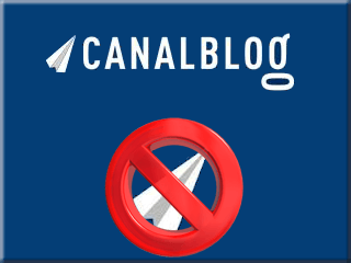 Supprimer un compte CanalBlog