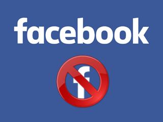se désinscrire de facebook