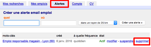 arreter alerte indeed