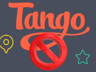 Supprimer un compte Tango