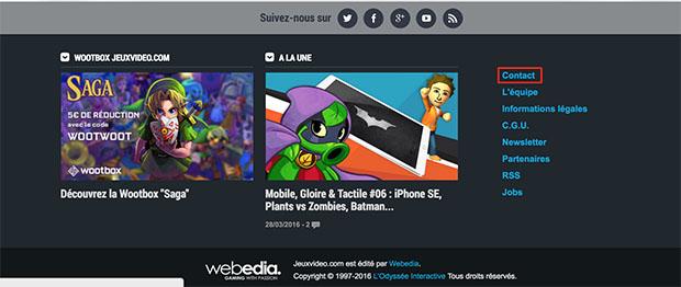 contacter jeuxvidéo.com