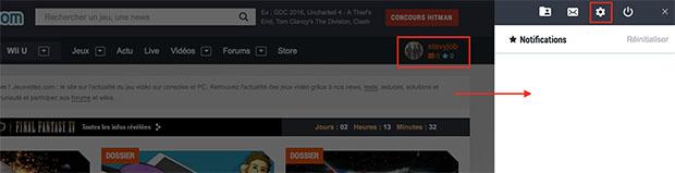 comment supprimer un compte jeuxvideo.com