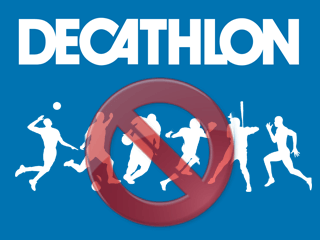 Supprimer un compte Décathlon