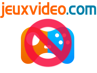 Supprimer un compte Jeuxvidéo.com
