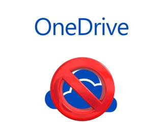 Supprimer et désinstaller OneDrive