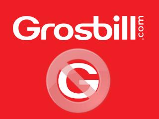 Supprimer un compte Grosbill