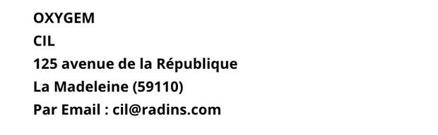 comment contacter radins.com