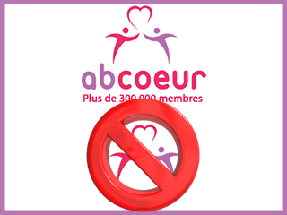 abcoeur compte supprime