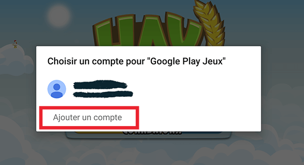 recommencer partie hay day