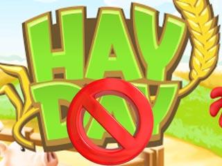 supprimer partie hay day