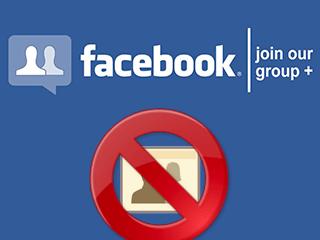 Supprimer un groupe Facebook