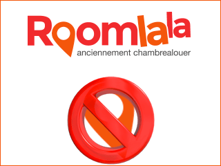 desinscrire roomlala