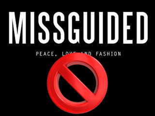 supprimer compte missguided