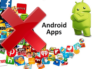 comment fermer application android