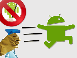 Vider le cache d'une application Android